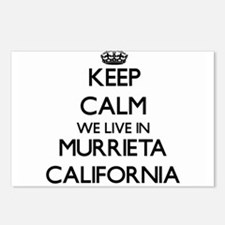 Keep calm we live in Murr Postcards (Package of 8)