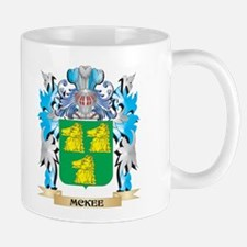 Mckee Coat of Arms - Family Crest Mugs
