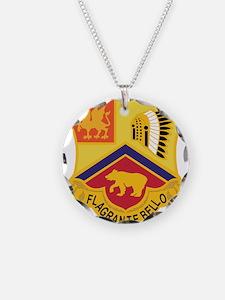 83 Field Artillery Regiment. Necklace