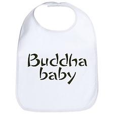 Buddha baby Bib