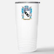 Mckinlay Coat of Arms - Travel Mug