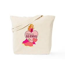 Princess Alyssa Tote Bag