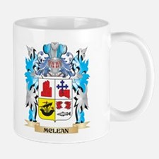 Mclean Coat of Arms - Family Crest Mugs