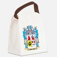 Mclean Coat of Arms - Family Cres Canvas Lunch Bag