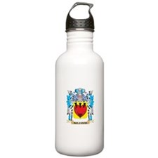 Mclennan Coat of Arms Water Bottle