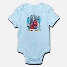 Mcleod Coat of Arms - Family Crest Body Suit