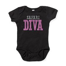 Safari DIVA Baby Bodysuit