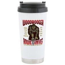 Woodbooger Bowie Knives Travel Mug