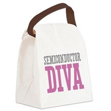 Semiconductor DIVA Canvas Lunch Bag