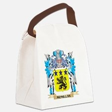 Mcmillan Coat of Arms - Family Cr Canvas Lunch Bag