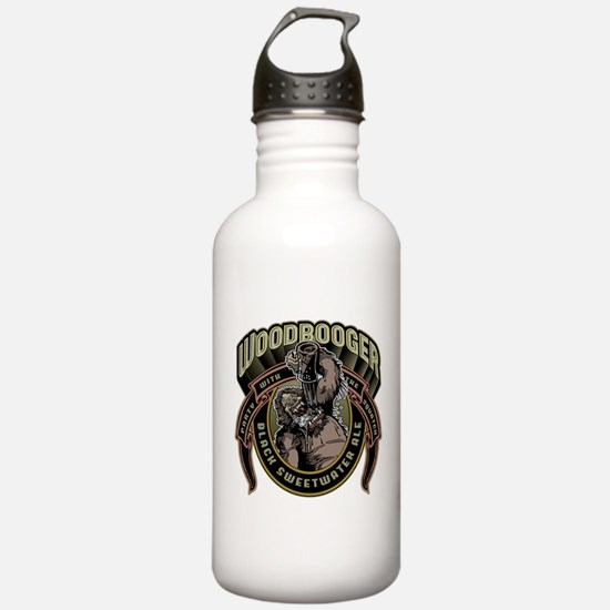 Woodbooger Black Sweetwater Ale Water Bottle
