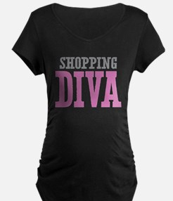 Shopping DIVA Maternity T-Shirt