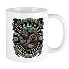 Brawling Woodbooger Chewing Tobacco Mugs