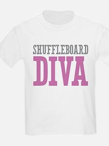 Shuffleboard DIVA T-Shirt