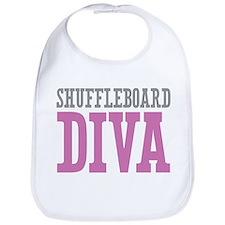 Shuffleboard DIVA Bib