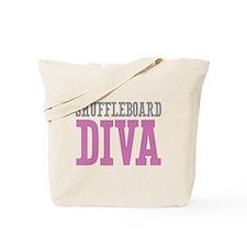 Shuffleboard DIVA Tote Bag