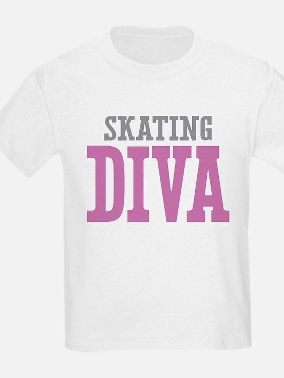Skating DIVA T-Shirt