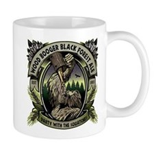 Wood Booger Black Forest Ale Mugs