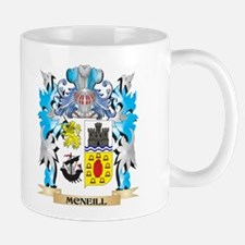 Mcneill Coat of Arms - Family Crest Mugs
