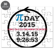 Pi Day 2015 Puzzle