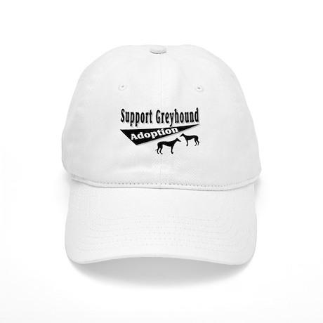 Support Greyhound Adoption Cap