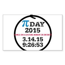 Pi Day 2015 Decal