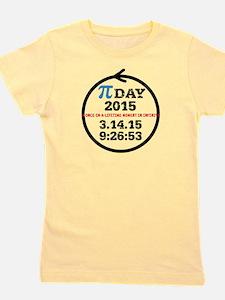 Pi Day 2015 Girl's Tee