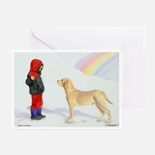 Wait for me there...Greeting Cards (Pk of 10)