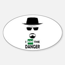 I Am The Danger Decal