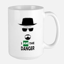 I Am The Danger Mugs