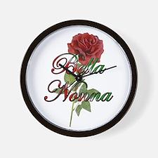 Bella Nonna Wall Clock