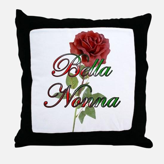 Bella Nonna Throw Pillow