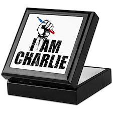 I AM CHARLIE Keepsake Box