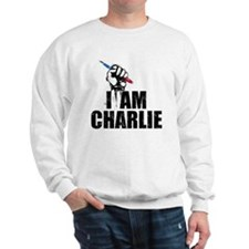 I AM CHARLIE Sweatshirt