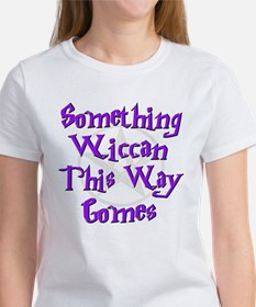 Something Wiccan Women's T-Shirt