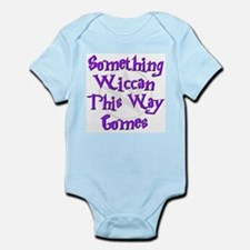 Something Wiccan Infant Bodysuit