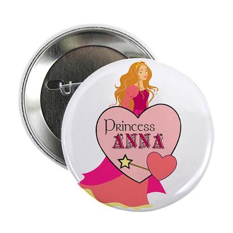 Princess Anna Button