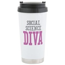 Social Science DIVA Travel Mug