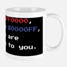 Video Game Valentine (White Text) Mug