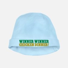 Winner Winner Chicken Dinner baby hat