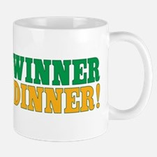 Winner Winner Chicken Dinner Mugs