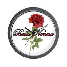 Bella Nonna Wall Clock