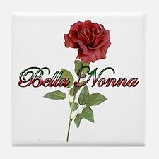Bella Nonna Tile Coaster