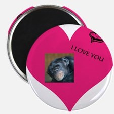 Template for YOUR FOTO - Love Magnets