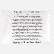 Cute Losttv Pillow Case