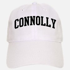 CONNOLLY (curve-black) Baseball Baseball Cap