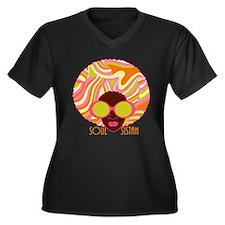 Soul_Sistah_br.png Plus Size T-Shirt