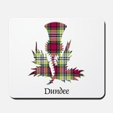 Thistle - Dundee dist. Mousepad