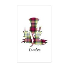 Thistle - Dundee dist. Decal