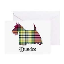 Terrier - Dundee dist. Greeting Card